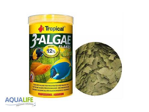 Tropical 3-Algae flakes x 50grs
