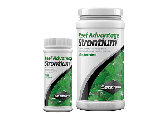 Seachem Reef Advantage Strontium x 70grs