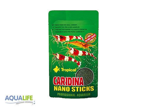 Tropical caridina nano sticks x 10grs