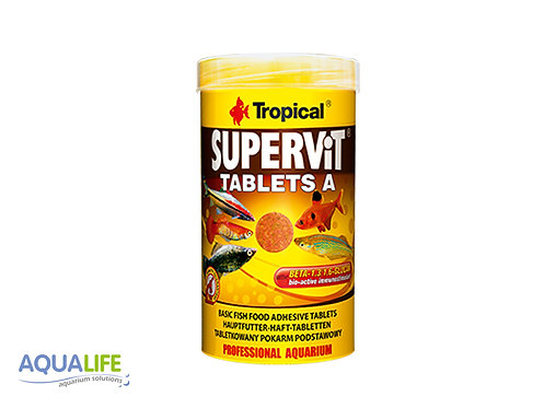 Tropical supervit tablets A x 36grs