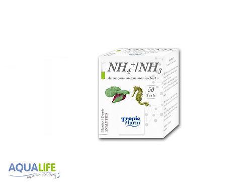 Test de NH3/NH4 (para agua dulce y marinos) de Tropic Marin