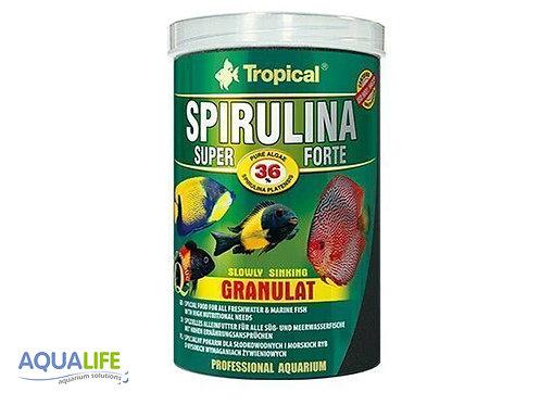 Tropical spirulina super forte granulat x 600grs