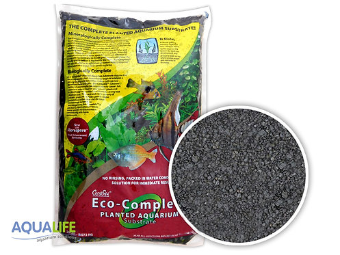 CaribSea Eco Complete Planted black x 4,5kg