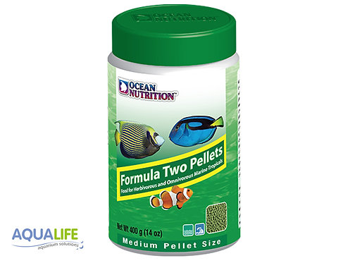 O.N. Formula Two pellets Medium size x 400grs