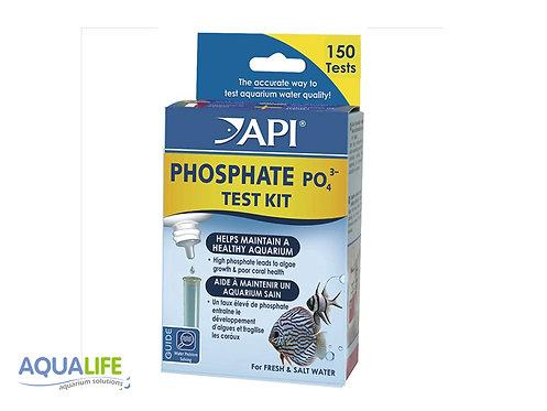 API Test de Fosfatos (Dulce y marino)
