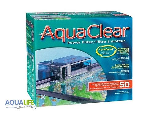 Filtro Aquaclear cascada 50