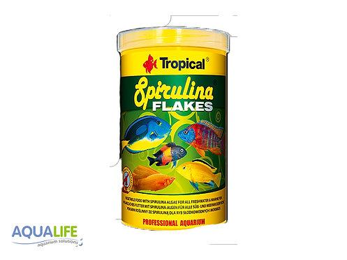Tropical spirulina flakes x 20grs