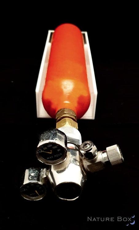 Soporte Horizontal para garrafa de co2 tipo Drag