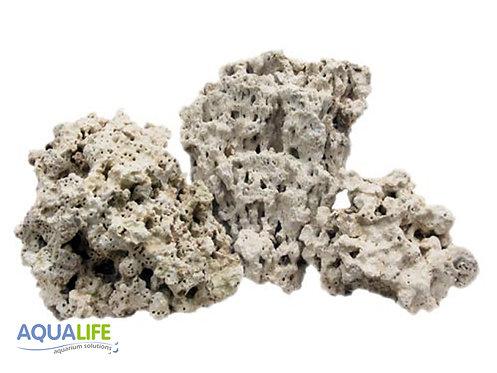 Roca natural Fiji diferentes variedades seca x kg