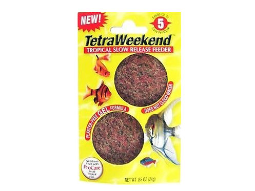 Tetra Weekend 5 dias x 24grs