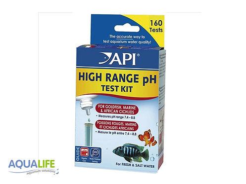 API Test de pH High Range (Marinos/Africanos)