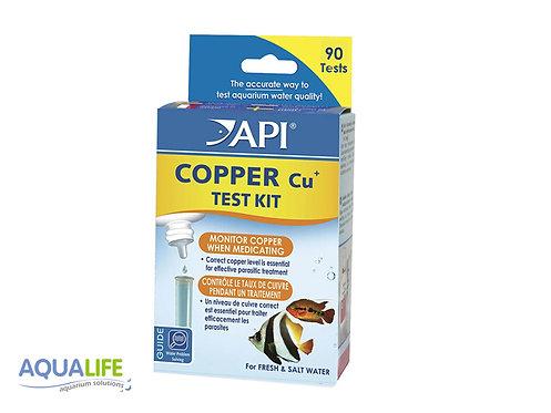 API Test de Cobre (Dulce y Marinos)