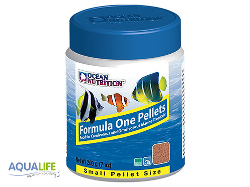 O.N. Formula One pellets small size x 100grs
