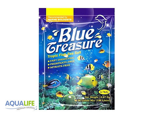 Blue Treasure Tropic Fish Sea Salt