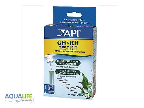 API Test de GH Y KH