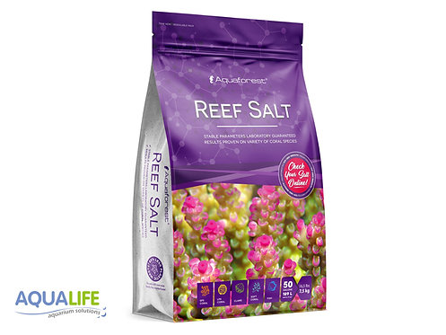 Aquaforest Reef Salt x 7,5kg