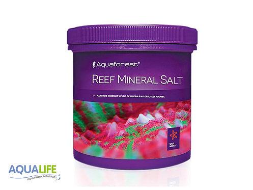 Aquaforest reef mineral salt x 800g