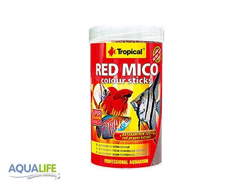 Tropical red mico colour sticks x 32g