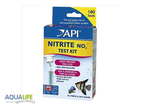API Test de Nitritos (NO2)