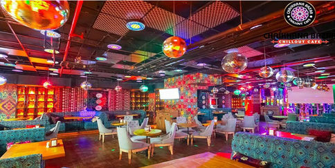 """GEORGIA """"CHILLOUT CAFE"""""""