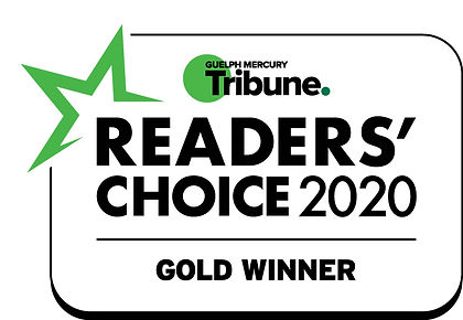 Guelph Mercury Readers Choice 2020 Best Osteopath Clinic Move Free Osteopathy Gold Winner