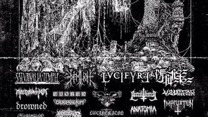 Panzerfaust Announced for Total Death Festival in Mexico, Full Lineup Revealed