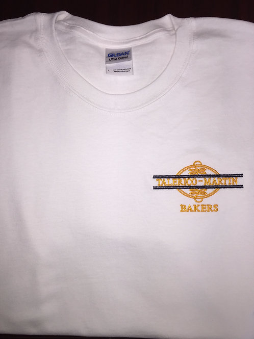 Talerico Martin Production and Packaging T-shirt