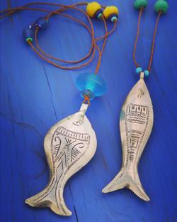 Fish Necklaces