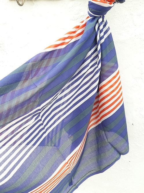 Striped Cotton Sarong