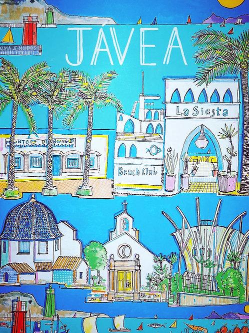 Exclusive Javea Poster