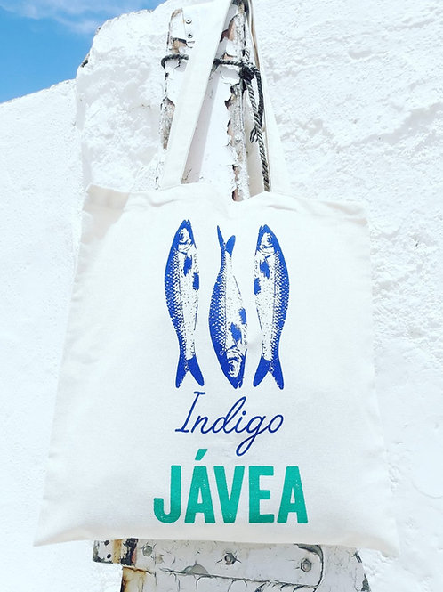 Jávea Canvas Tote Bag