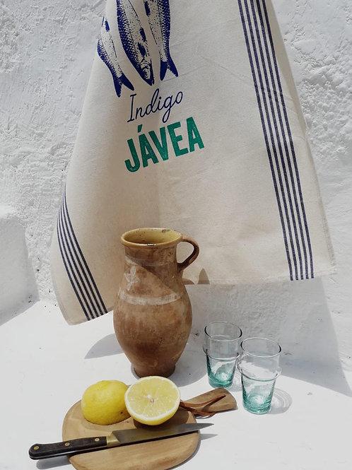 Jávea Cotton Tea Towel
