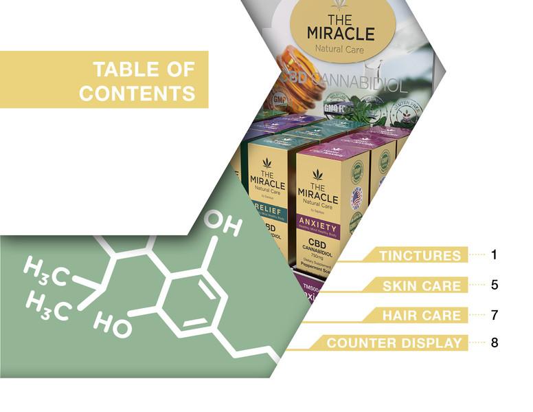 The Miracle Natural Care by Saplaya - Catalogv
