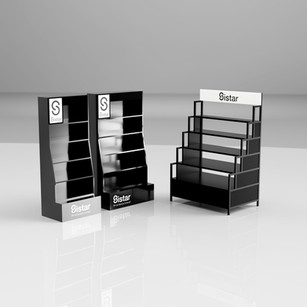 Sistar - Black A,B Display Set