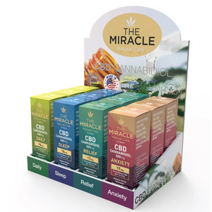 Saplaya - The Miracle Natural Care Broad Spectrum CBD 500mg Oil