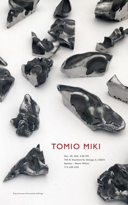 Tomio Miki - Artist Poster