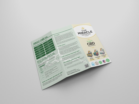 The Miracle Natural Care by Saplaya - Promotional Brochure 2 (Exterior)