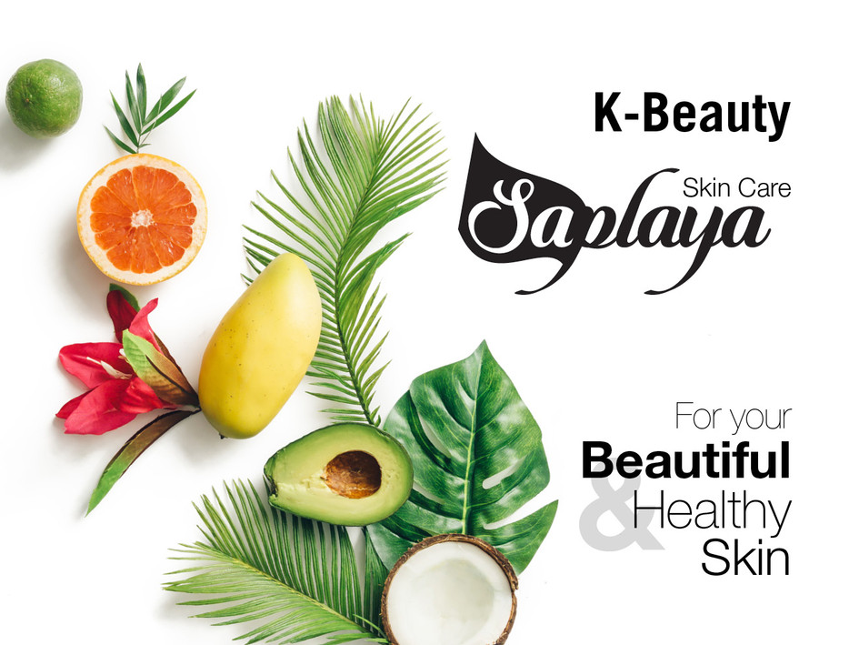 K-Beauty Skin Care by Saplaya