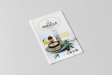 The Miracle Natural Care by Saplaya - Promotional Booklet
