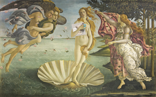 Botticelli and I