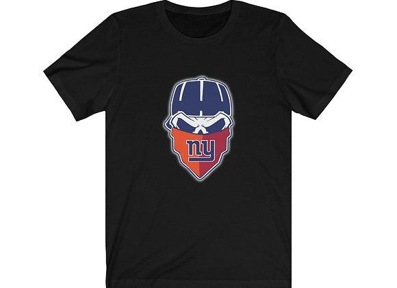New York Giants Skull Tee