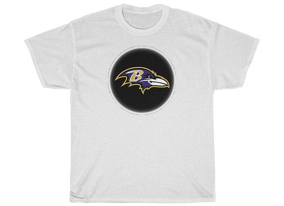 Raven Button Short Sleeve Tee