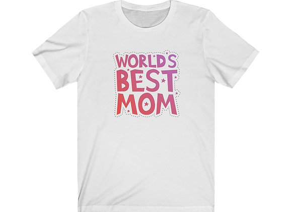World's Best Mom Tee