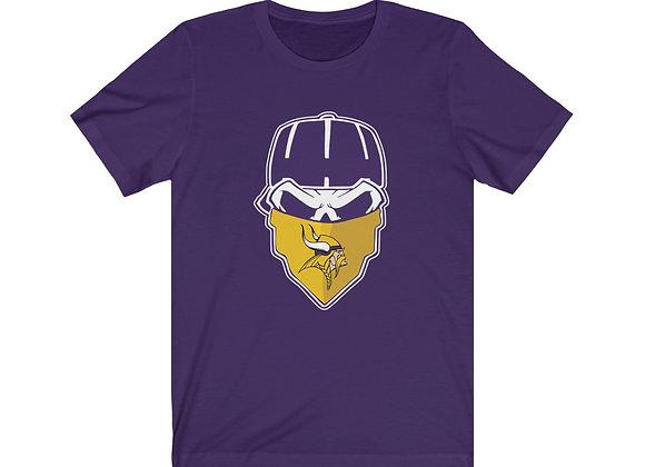Minnesota Vikings Skull Tee