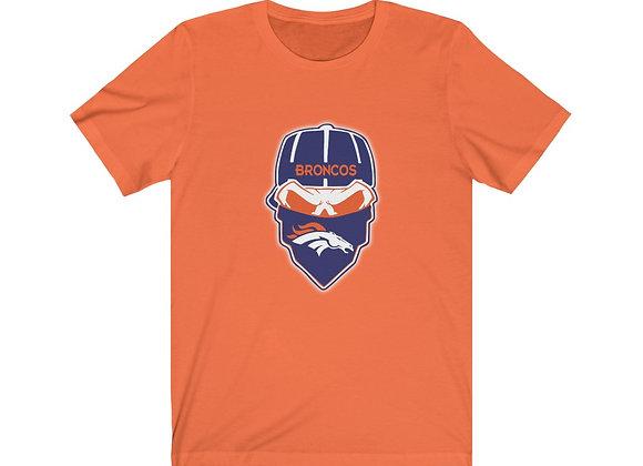 Denver Broncos Skull Tee