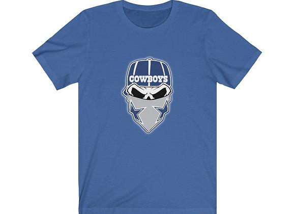 Dallas Cowboys Skull Tee