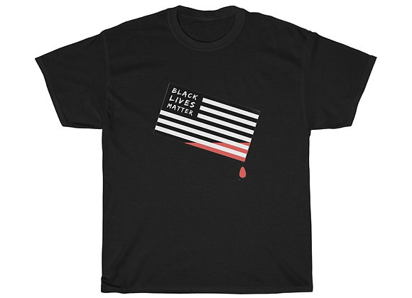 Black Lives Matter (Bloody America) Tee