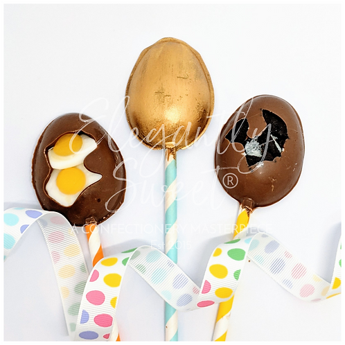 Egg Pops- Dairy Free