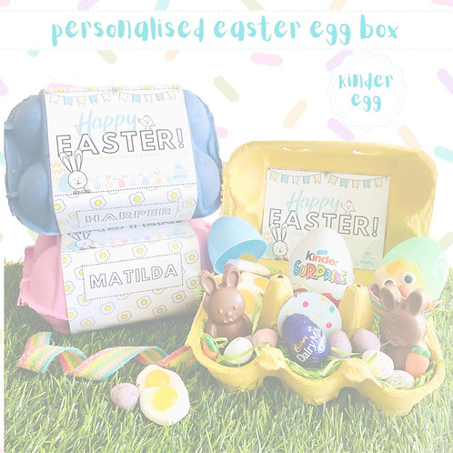 Kinder Egg Box