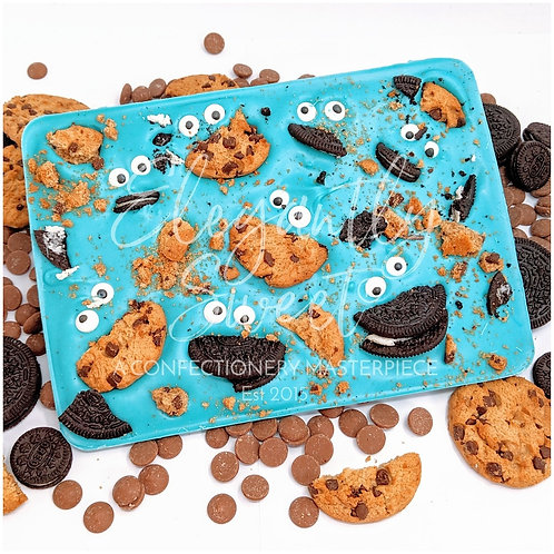 Monster Cookie Slab